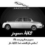 The New 1964 Jag Mk2