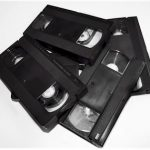 How to use your old VHS Tapes in an Environmentally Sound Manner